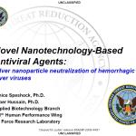 Presentazione Silver nanoparticles DoD