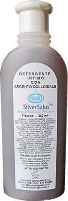 SilverSalus(TM) Detergente intimo