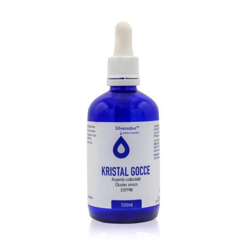 Argento Colloidale Kristal Gocce 100 ml