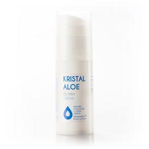 Kristal Argento Colloidale Aloe Crema