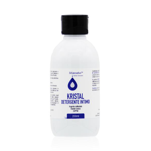 Argento Colloidale Kristal SilverSalus detergente intimo