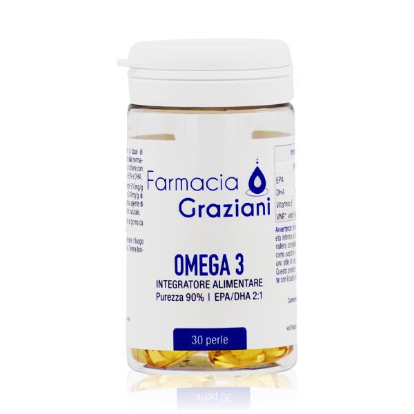 Omega 3 confezione 30 perle