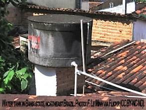Water tank per acqua potabile (2)