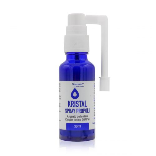 Argento Colloidale Spray Propoli 30ml