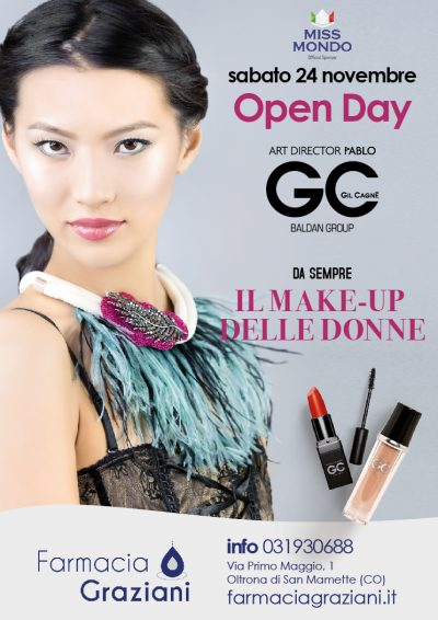 Open Day Trucco