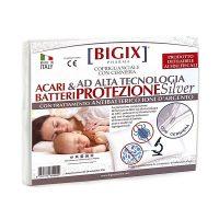 Copriguanciale Bigix trattamento antibatterico agli ioni di argento