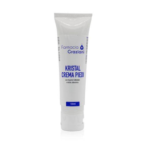Kristal Argento Colloidale Crema piedi